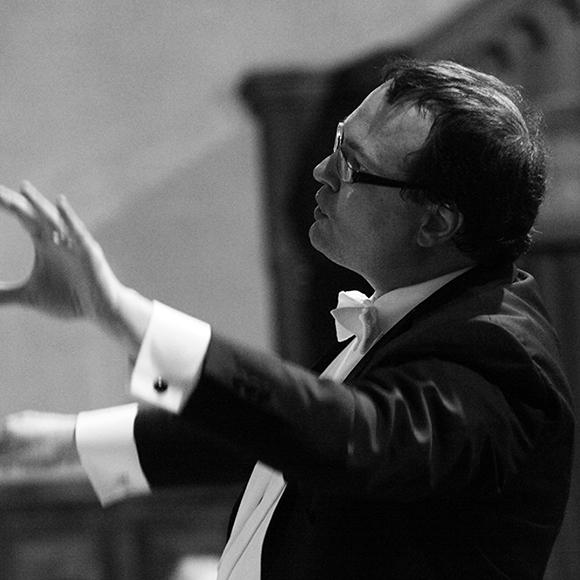 Marco Titotto, direttore d'orchestra, ospite di Musincantus
