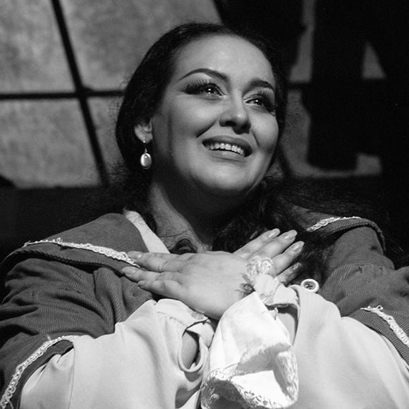 Ines Salazar, soprano ospite di Musincantus