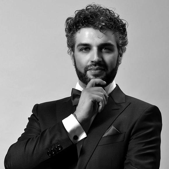 Matteo Mezzaro, tenore ospite di Musincantus
