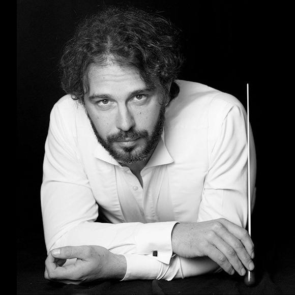 Francesco Lanzillotta, direttore d'orchestra ospite di Musincantus